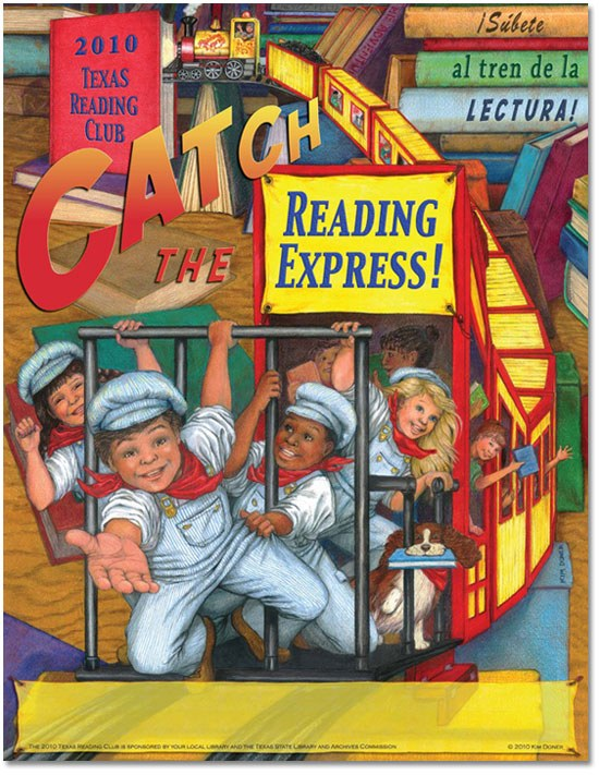 Catch the Reading Express